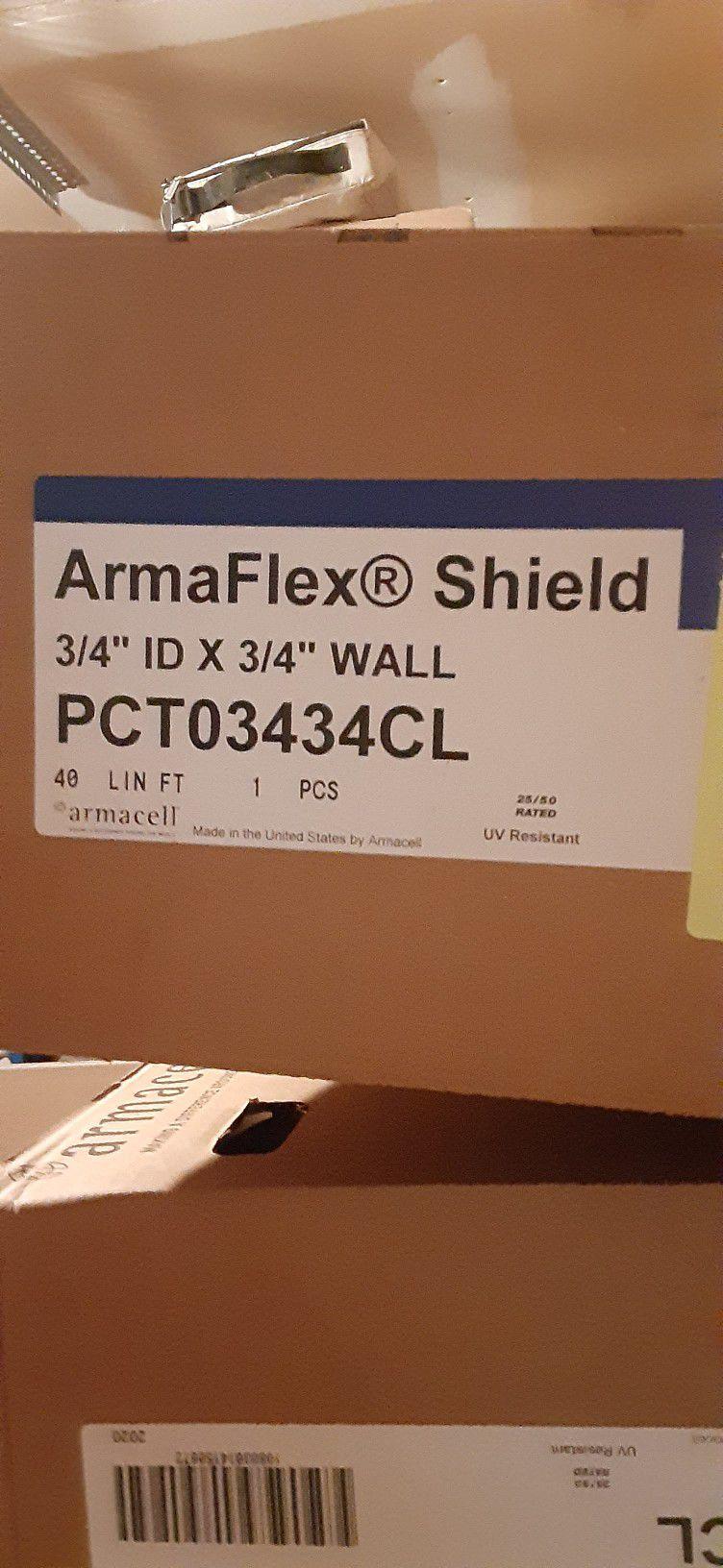 "Armaflex Pipe Wrap Insulation 3/4"" 800 feet"