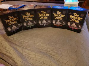 Photo The Twilight Zone Complete Definitive Collection 2002 Series 1-5/45 DVD Disc Set excellent condition $95, firm for all