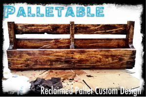 Pallet Furniture and Accessories for Sale in Tampa, FL