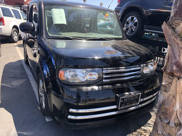 2009 Nissan Cube Krom Edition We Finance Cars Trucks In View