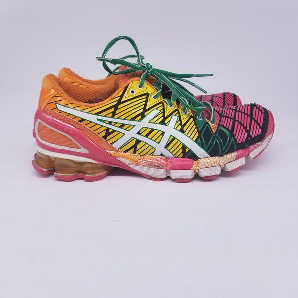 online store 71115 f0d18 Women's Asics Gel-Kinsei 5 Running Shoes Size 7.5 A5 for Sale in  Waxahachie, TX - OfferUp