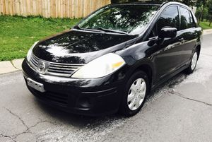 """$2800 """"FIRM"""" •• 2008 Nissan Versa Cold AC Priced Below Value • READ details for Sale in Germantown, MD"""