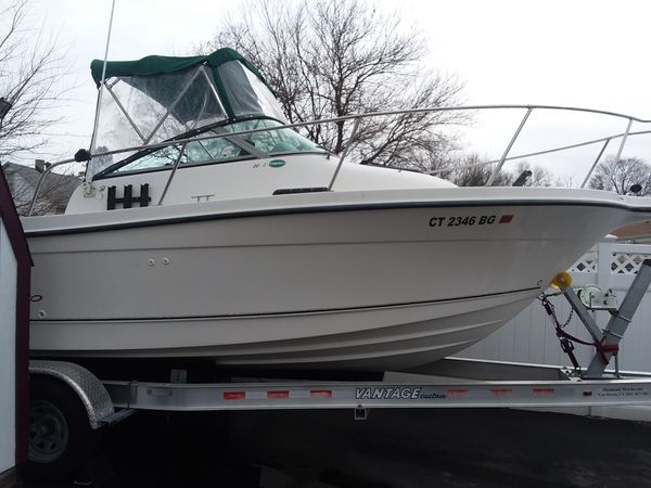 2003 bayliner trophy pro 22 ft