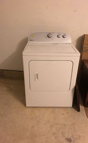 Whirlpool Gas Dryer for Sale in Alexandria, VA