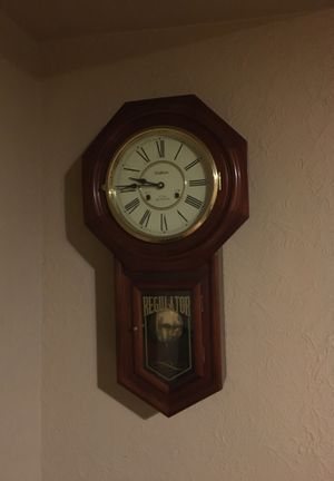 Antique mural clock for Sale in Washington, DC
