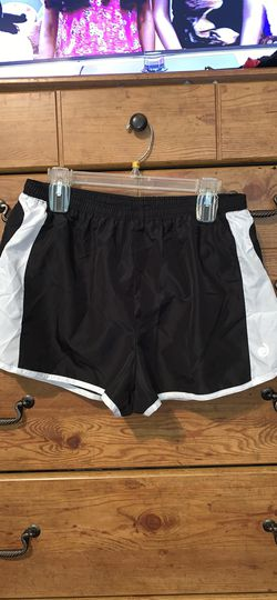"""""""Be Inspired"""" women's athletic shorts size L Thumbnail"""
