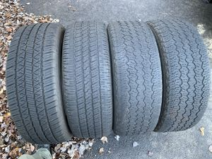 275/60R20 and 215/55R17 for Sale in Chantilly, VA