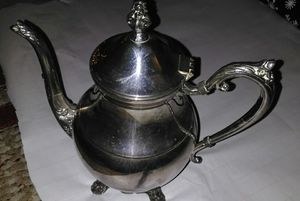 Vintage F. B. Rogers Silver Co. Coffee pot for sale  Fayetteville, AR