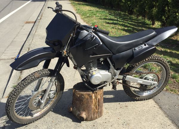 Cc Dirt Bike For Sale Dirt Bike For Sale In Everett Wa
