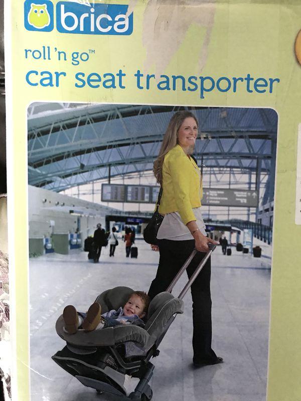 Brica Car Seat Transporter Baby Kids In Land O Lakes FL