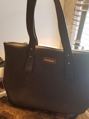 Jimmy Choo shoulder Bag -grey for Sale in Boyds, MD