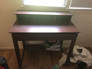 Computer desk/writing desk for Sale in Fairfax, VA