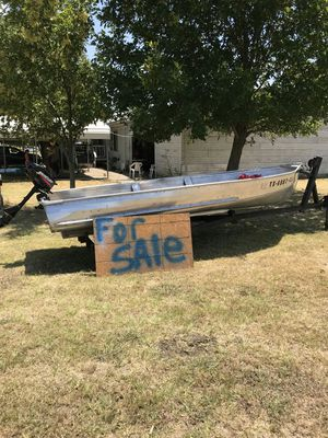 Offer Up Dallas Tx >> New and Used Aluminum boats for Sale in Dallas, TX - OfferUp
