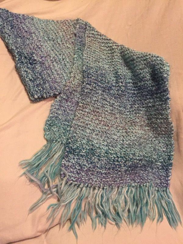 Homemade Crochet Scarf For Sale In Riverside Ca Offerup