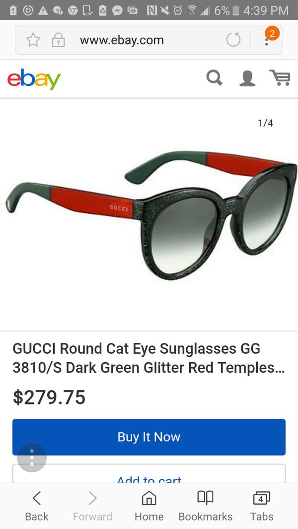 10310038d7af Authentic Gucci Glasses for Sale in Warren