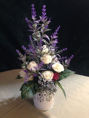 Porcelain flower for Sale in Centreville, VA