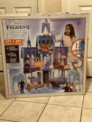 Photo Brand New Disney Frozen 2 Ultimate Arendelle Castle