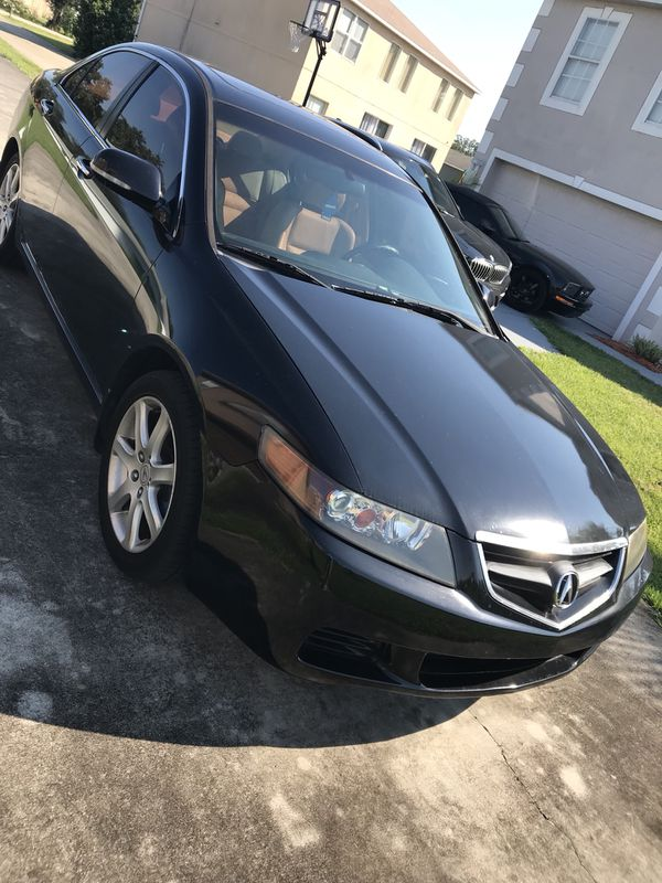 2004 acura tsx 6 speed manual for sale in kissimmee fl offerup. Black Bedroom Furniture Sets. Home Design Ideas