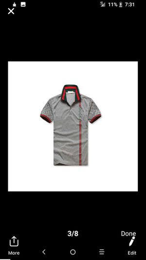 f38644a17 New and Used Gucci shirt for Sale in Gresham