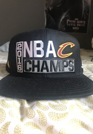 Cleveland Cavaliers 2016 NBA Champions Hat for Sale in Cleveland, OH