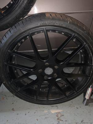 Photo 22 inch rims