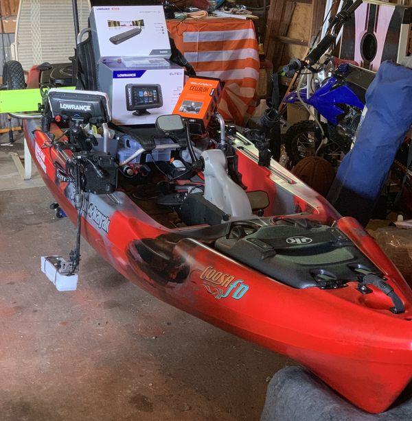 2019 jackson kayak coosa fd
