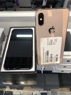 Apple iPhone XS 64GB unlocked $449-$569 Thumbnail
