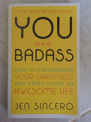 You Are a Badass: How to Stop Doubting Your Greatness and Start Living an Awesome Life for Sale in Annandale, VA