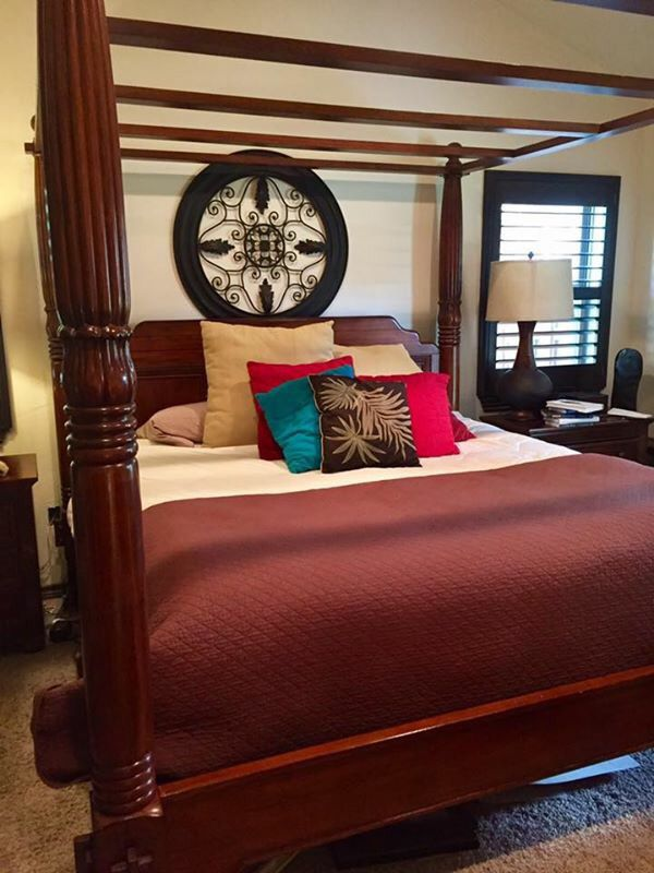 King Size Bedroom Suit