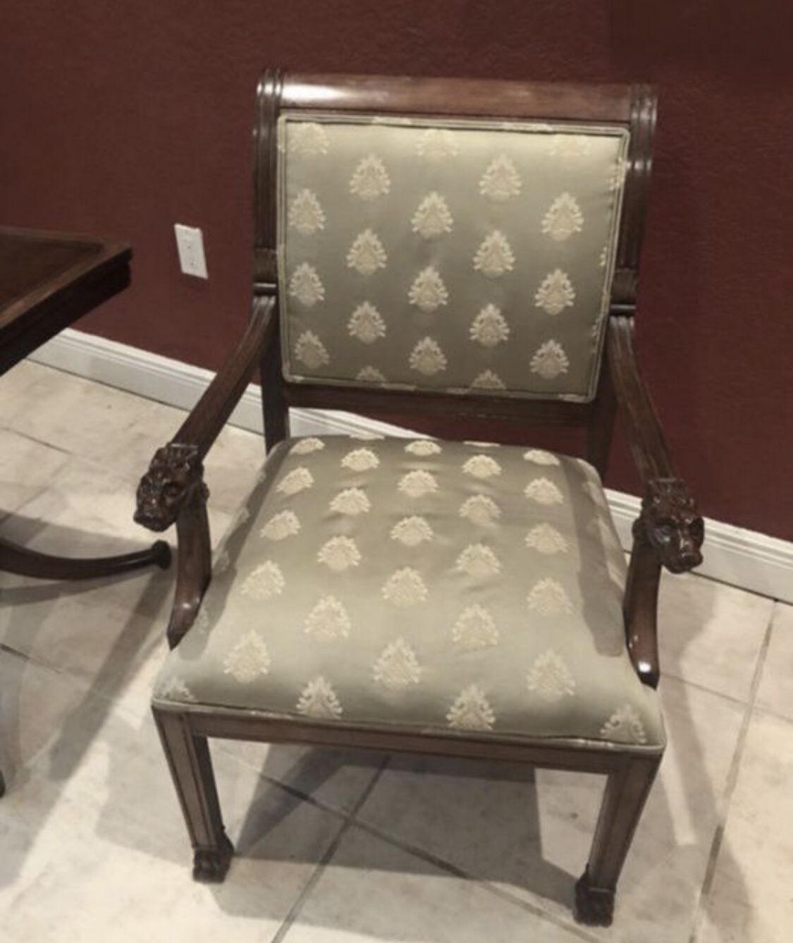 Arm Chair (Reduced)