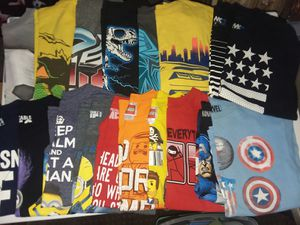 Boys shirts large for Sale in Manassas, VA