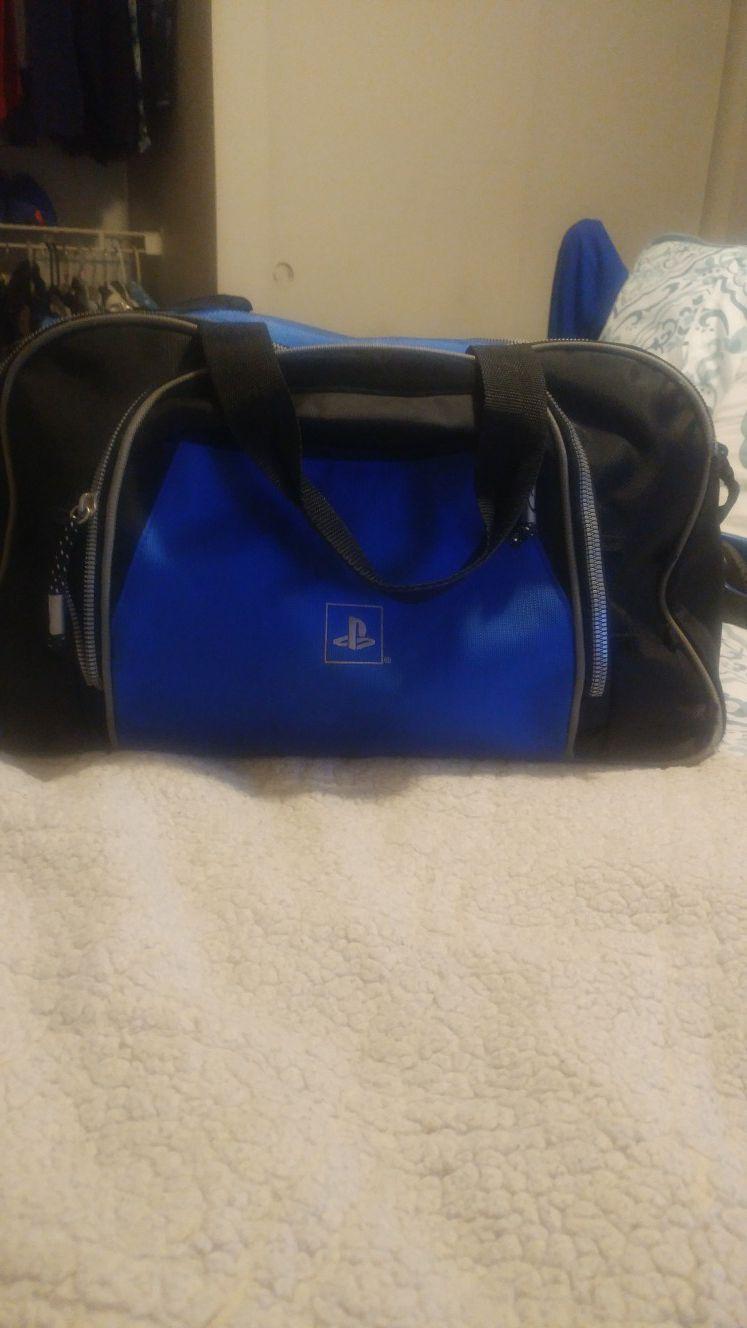 PlayStation carrier bag