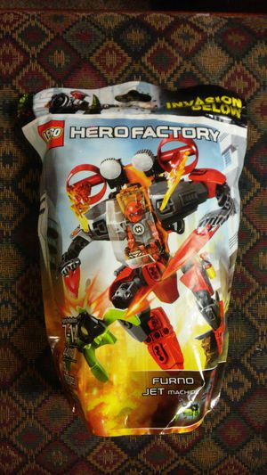 LEGO Hero Factory Furno JET Machine for Sale in Denver, CO