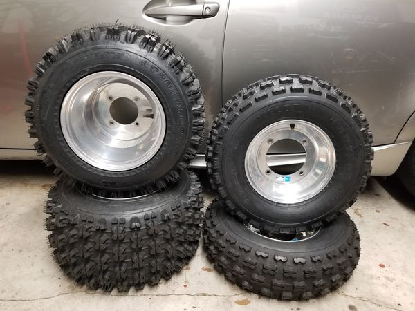 Yamaha Banshee Tires (Brand New) for Sale in Lawndale, CA - OfferUp