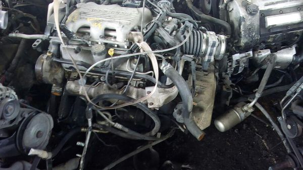 3100 sfi v6 engine and transmission for Sale in Tampa, FL - OfferUp