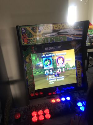 Arcade1up modded cabinet 6000 games for Sale in Anaheim, CA - OfferUp