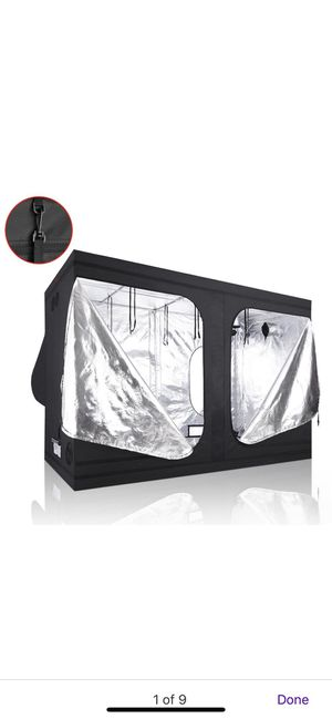 LAGarden indoor grow tent for Sale in Chicago, IL