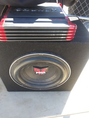 Car audio system for Sale in North Las Vegas, NV