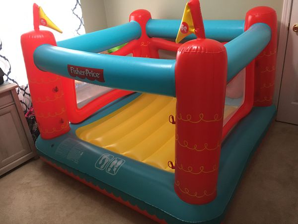 Fisherprice Bounce House For Sale In Bloomingdale Ga Offerup