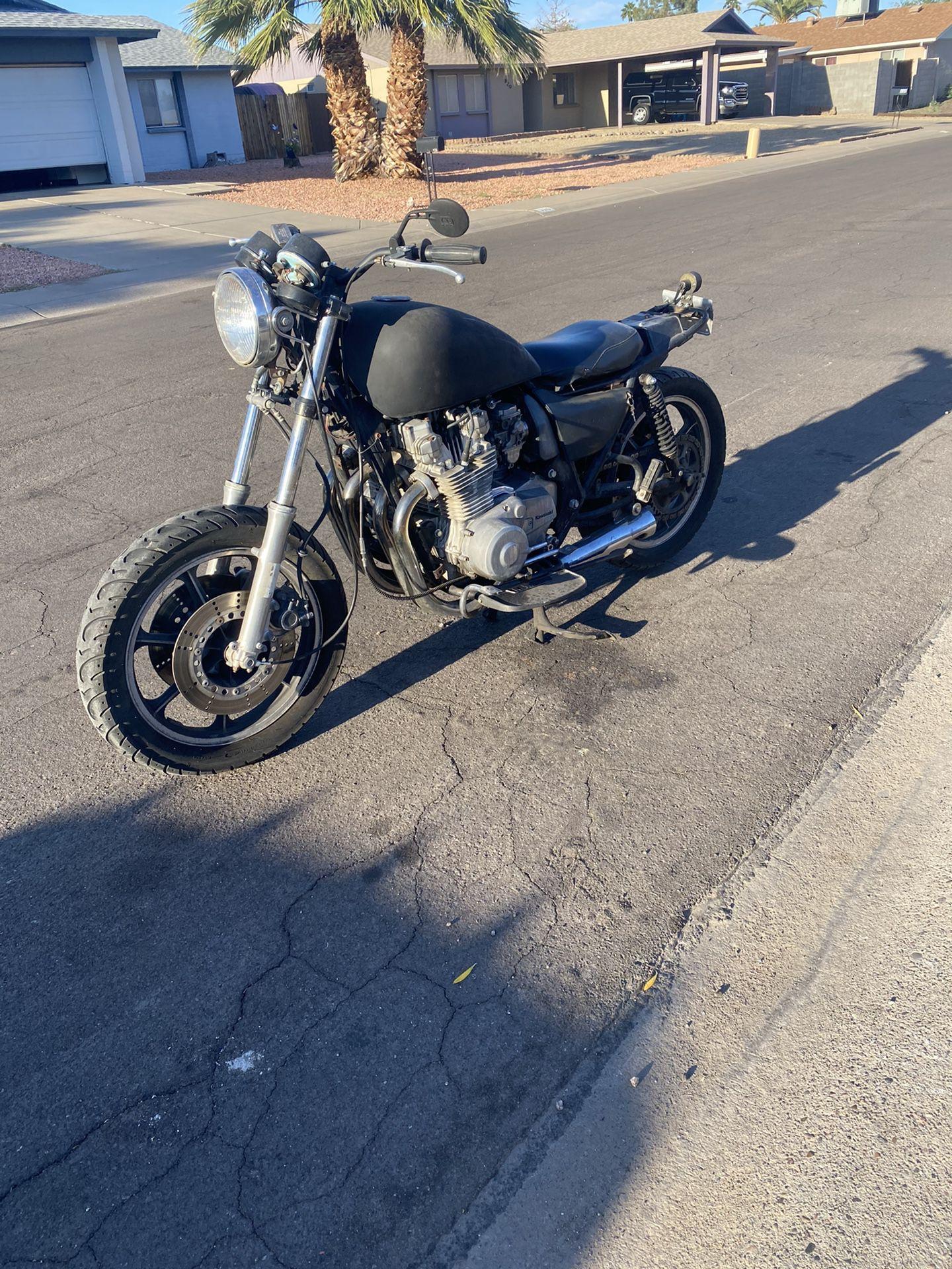 1985 Kawasaki