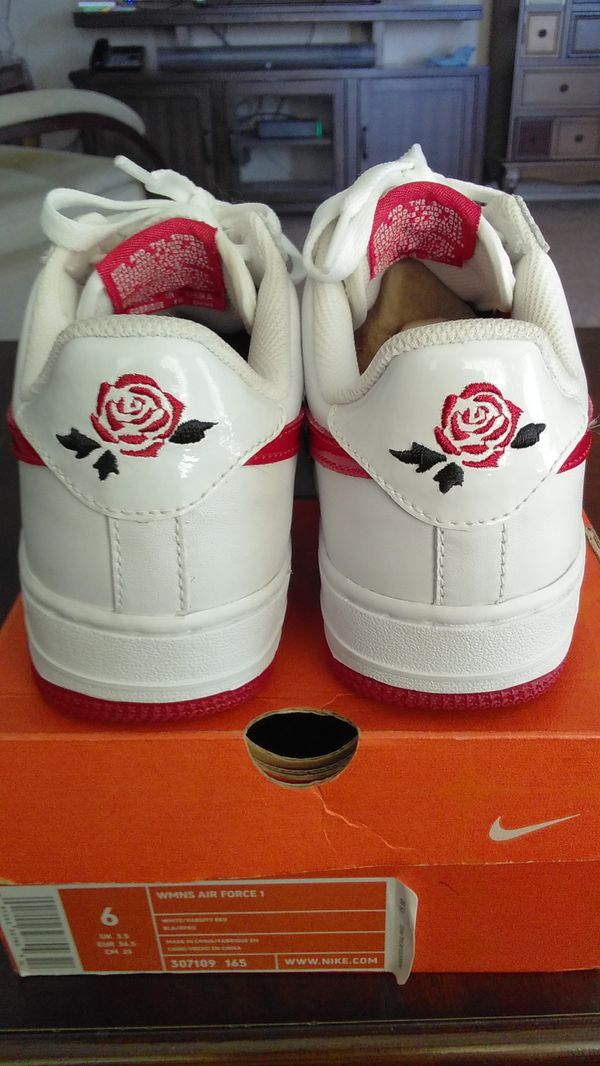 2006 Nike Air Force One Valentine S Day Size 5y For Sale In Dublin