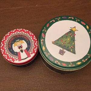Christmas Tins for Sale in Centreville, VA