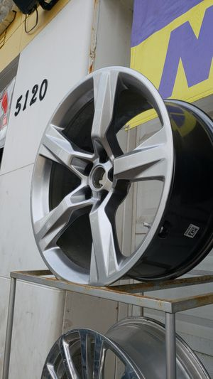 Set of 4 20 Inch Camaro Wheels for Sale in Washington, DC