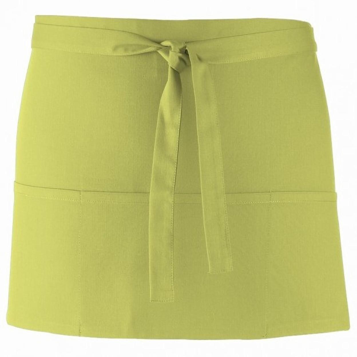 Premier Ladies/Womens Colors 3 Pocket Apron / Workwear Size One Size