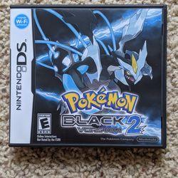 Pokemon Black 2 For Nintendo DS Thumbnail