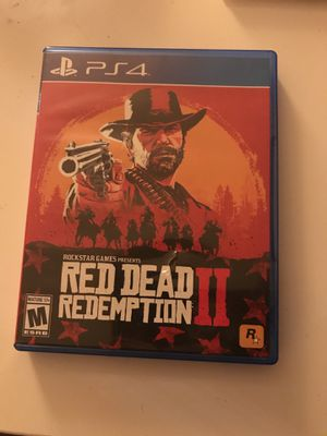 Red Dead Redemption 2 for Sale in Portland, OR