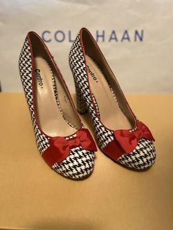 women's high heel shoes size 7,5 Thumbnail