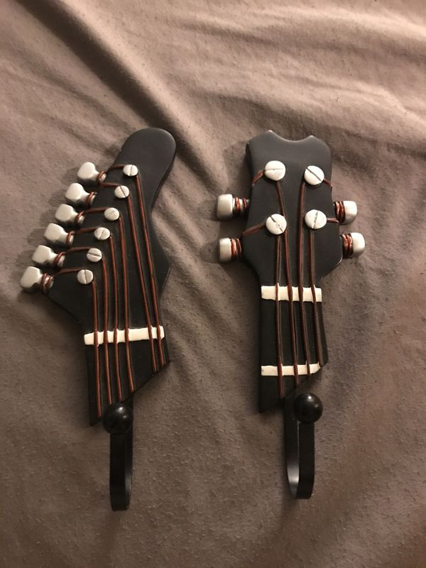 Guitar Hooks Decore For Sale In Tucson Az Offerup