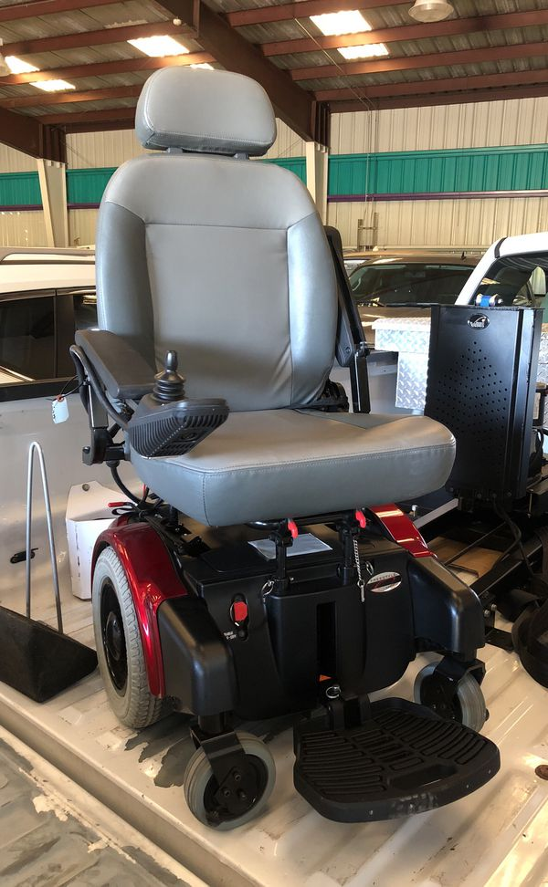 Electric Wheelchair Mobility Quickie Wheelchair for Sale in Fremont, CA -  OfferUp