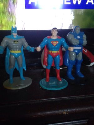 Superheroes and one enemy for Sale in Orlando, FL